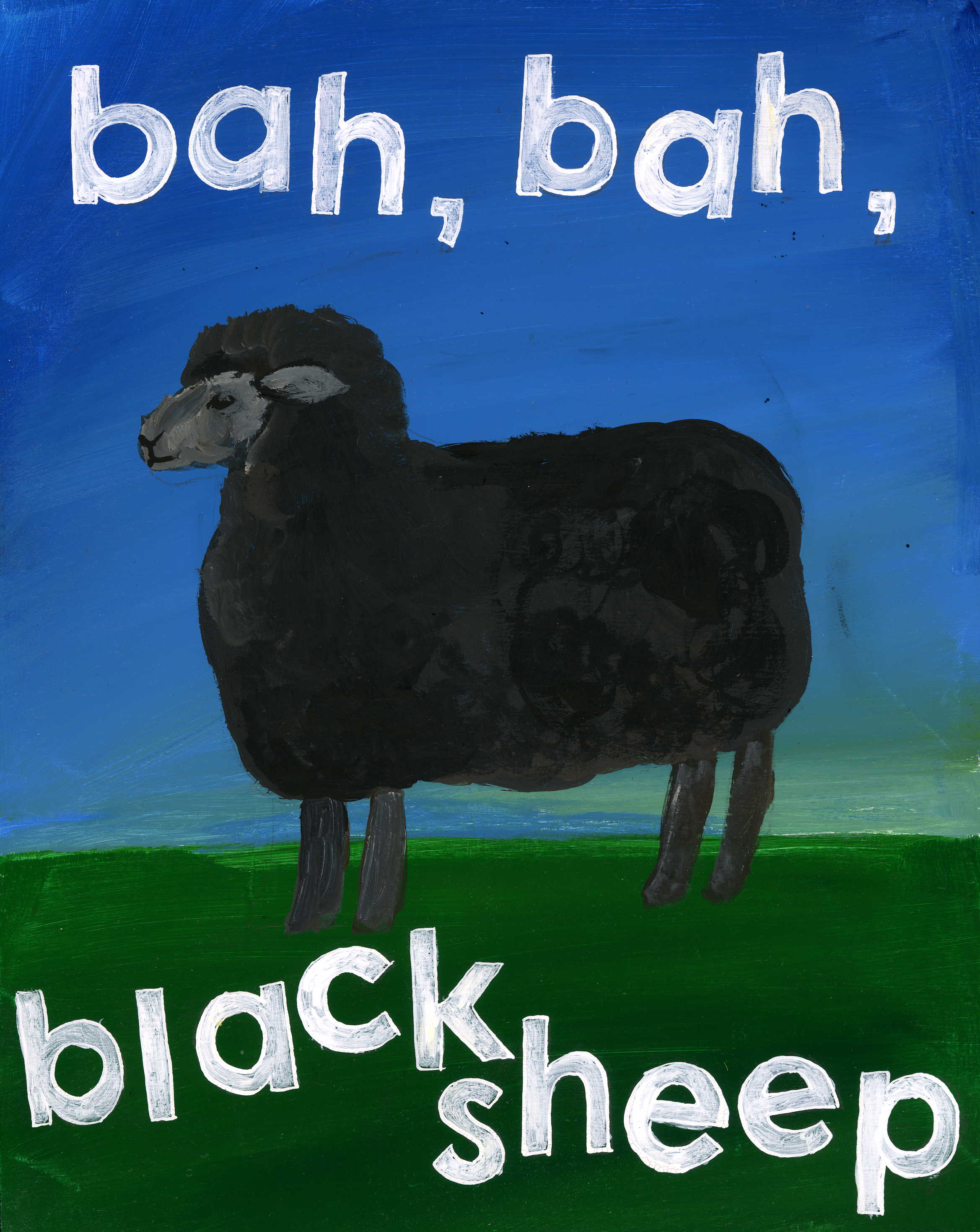 Baa Baa Black Sheep Lyrics - Kid Song Lyrics - KidSongs ...